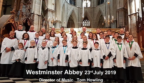 Whole choir Westminster Abbey finished.j