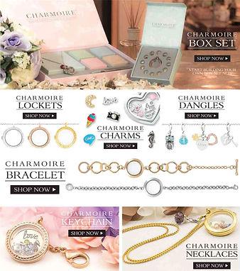 Charmoiure Website
