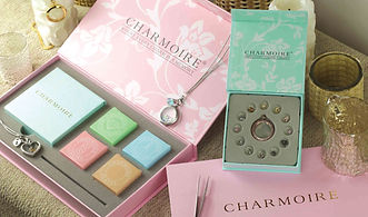 Charmoire Packaging Graphics