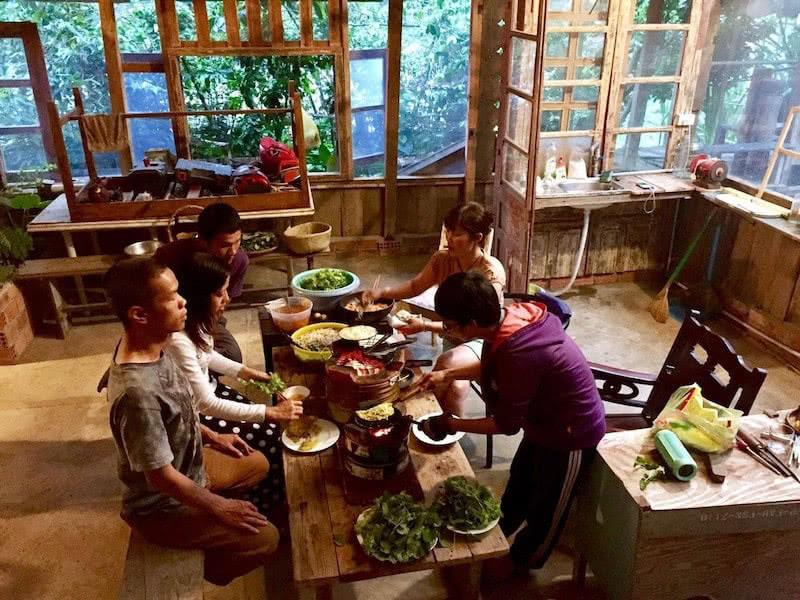 Cộng đồng sống thuận tự nhiên của tôi ở Đà Lạt