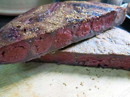 Bánh chuối nướng ngọt tự nhiên