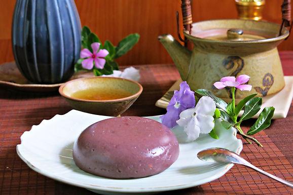 Rau câu đậu đỏ giải nhiệt cho mùa hè nắng nóng