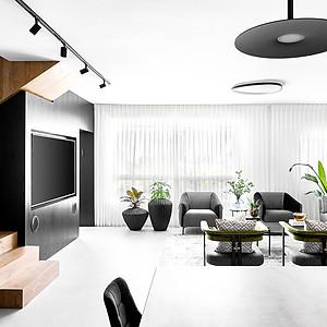luxury black design
