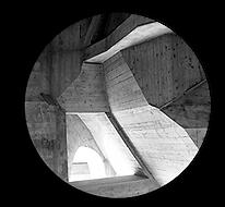 Particolare architettonico del Goetheanum