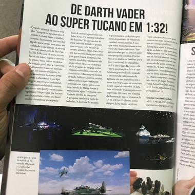 Revista ASAS - Edição 104 - Dez. 2018.