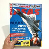 Revista ASAS - Edição 109 - Nov. 2019.