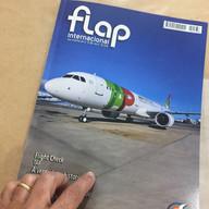 Revista FLAP Edição 558 - ano 57 - Março de 2020.