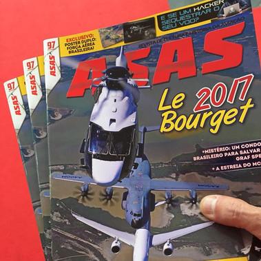 Revista ASAS - Edição 97 - Set. 2017.