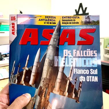 Revista ASAS - Edição 115 - Nov. 2021.