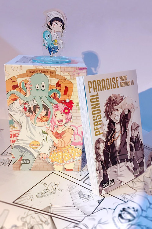 Personal Paradise - Volume 6 including collector slipcase