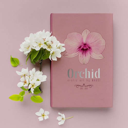 Orchid Artbook PREORDER (dispatched January 2021)