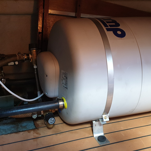Isotemp SPA 40L with mixer