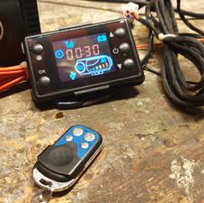 Control panel & Remote