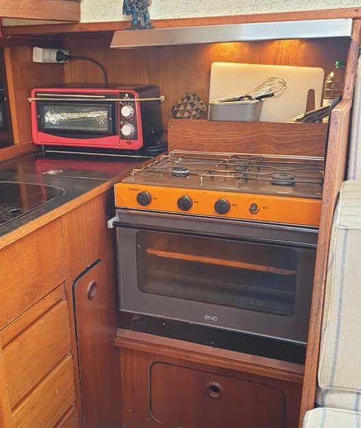 45 year old ENO stove