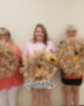 fall wreath workshop- learn how to make a scarecrow wreath
