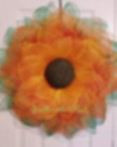 Sunflower wreath class- learn how to make wreaths