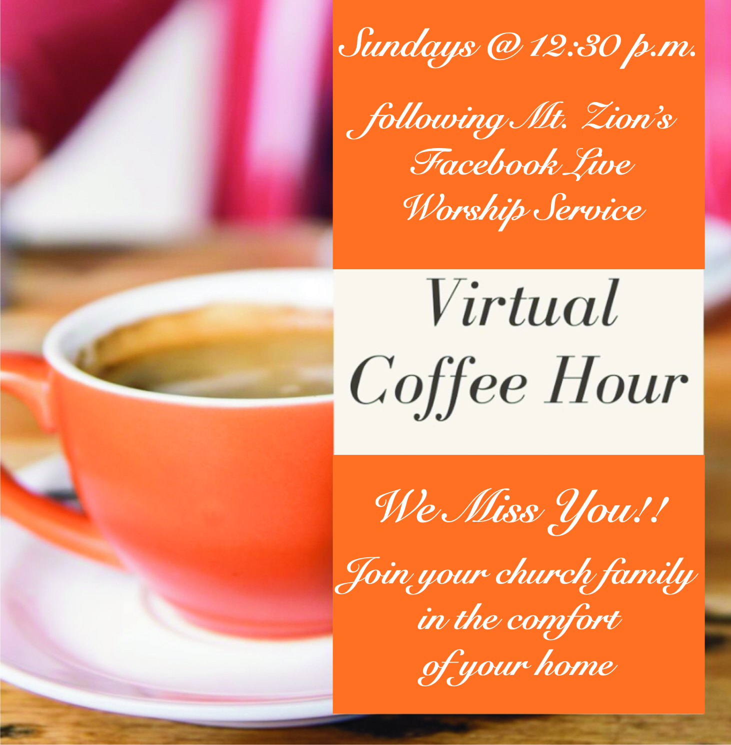 virtualcoffeehour
