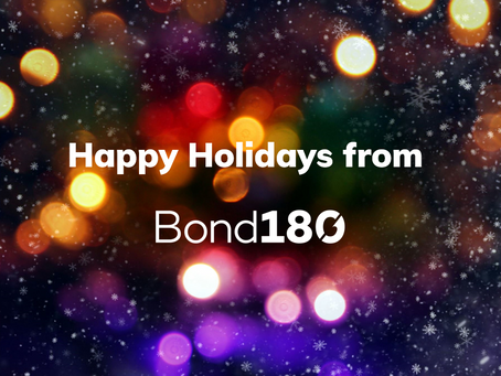 Happy Holidays from Bond180