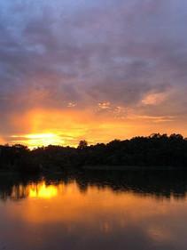 Sunset in Ta Lai 🌅😍 #sunset #wonderful