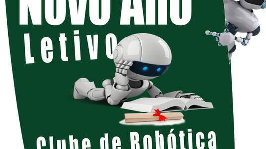 AEOH ROBOTICS - NOVO ANO LETIVO