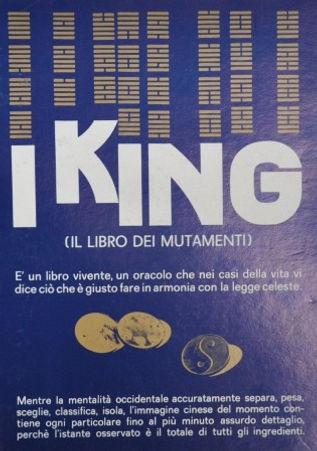 I King Il grande libro dei mutamenti