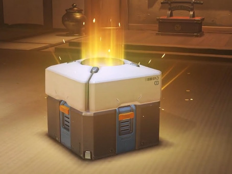 LOOT BOXES ARE GAMBLING? ONLINE PETITION FORCES UK GOVERNMENT TO RESPOND