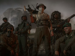 The CoD: WWII live action trailer is out