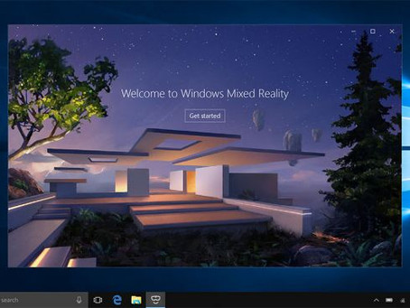 The Windows 10 Fall Creators Update is out now