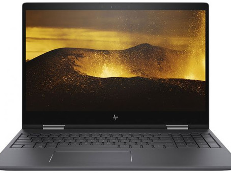HP is readying an Envy x360 laptop with integrated AMD Vega mobile graphics