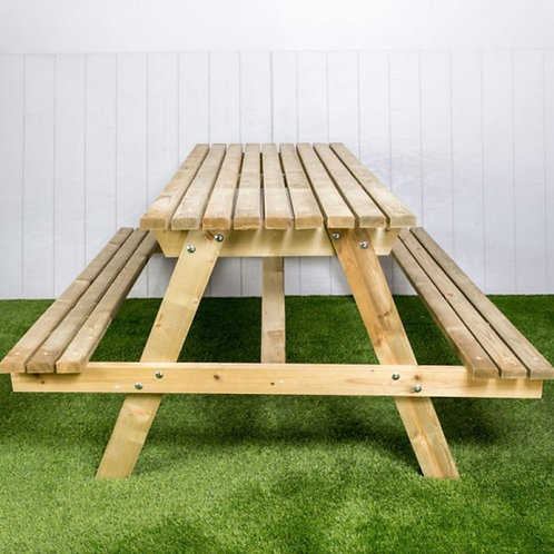 The Jericho Picnic Table