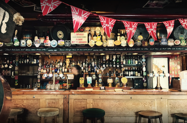 The Old Bookbinders Bar