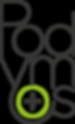 Podymos logo in black