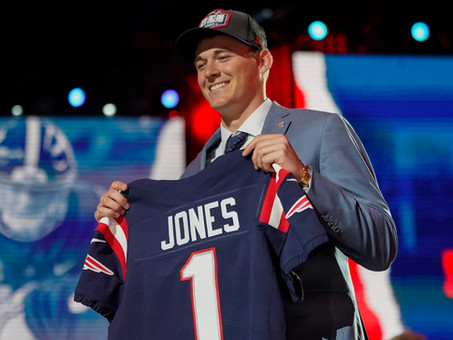 Patriots Draft Recap