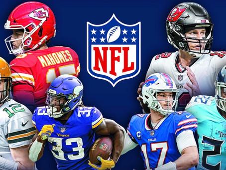 2021 NFL Predictions