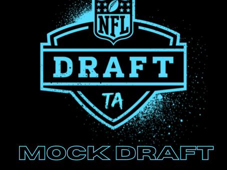 TA's 2021 NFL Mock Draft 5.0 (Final)