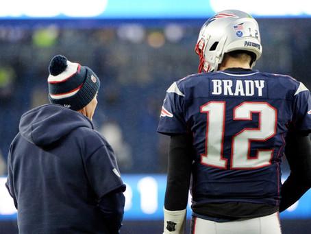 Brady's Departure