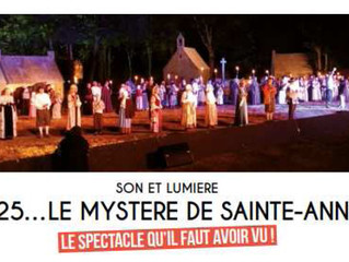 SPECTACLE SON ET LUMIERE
