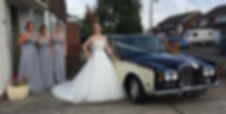 Wedding car Hire Berkshire