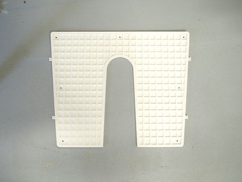 Motor Mount Protective Plate For Inflatable Boats