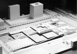 Model of the parking