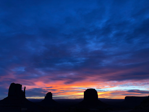 An iconic Southwest symbol: Monument Valley