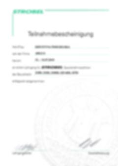 Dyplom ARGUS Strobel 218D 310D 3100D 325-40D 327D
