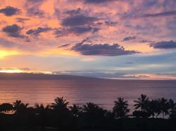 Ocean sunset view Konea 607