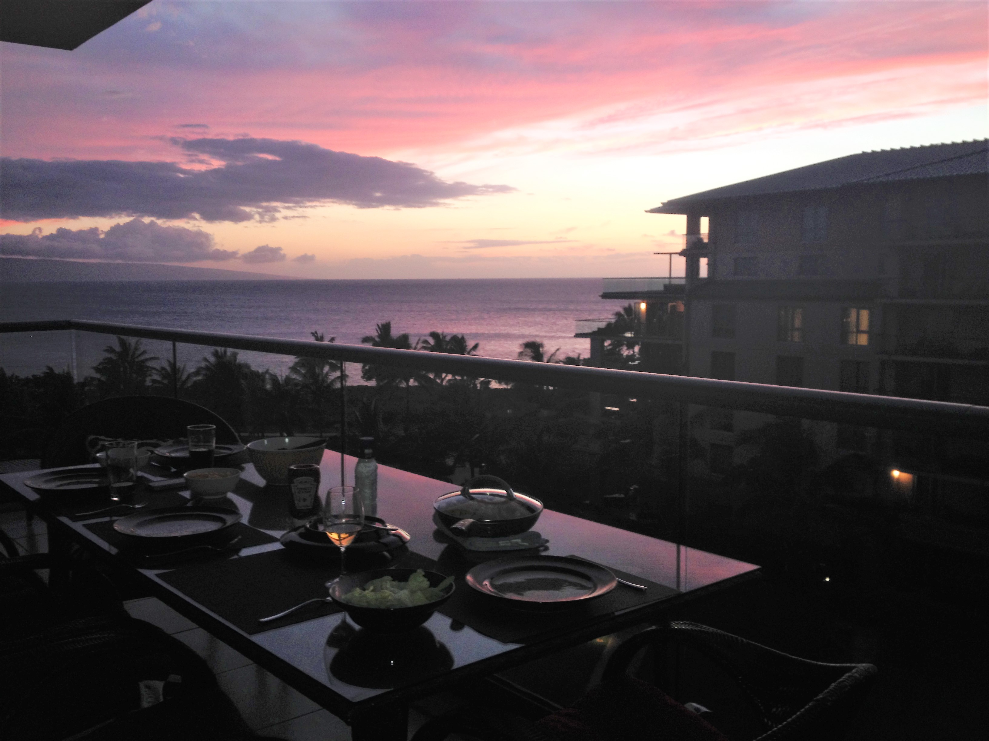 Sunset dining Konea 607