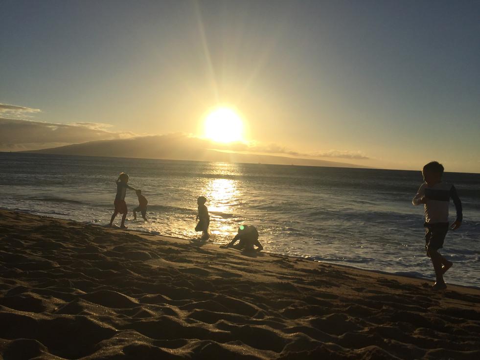 Honua Kai beach
