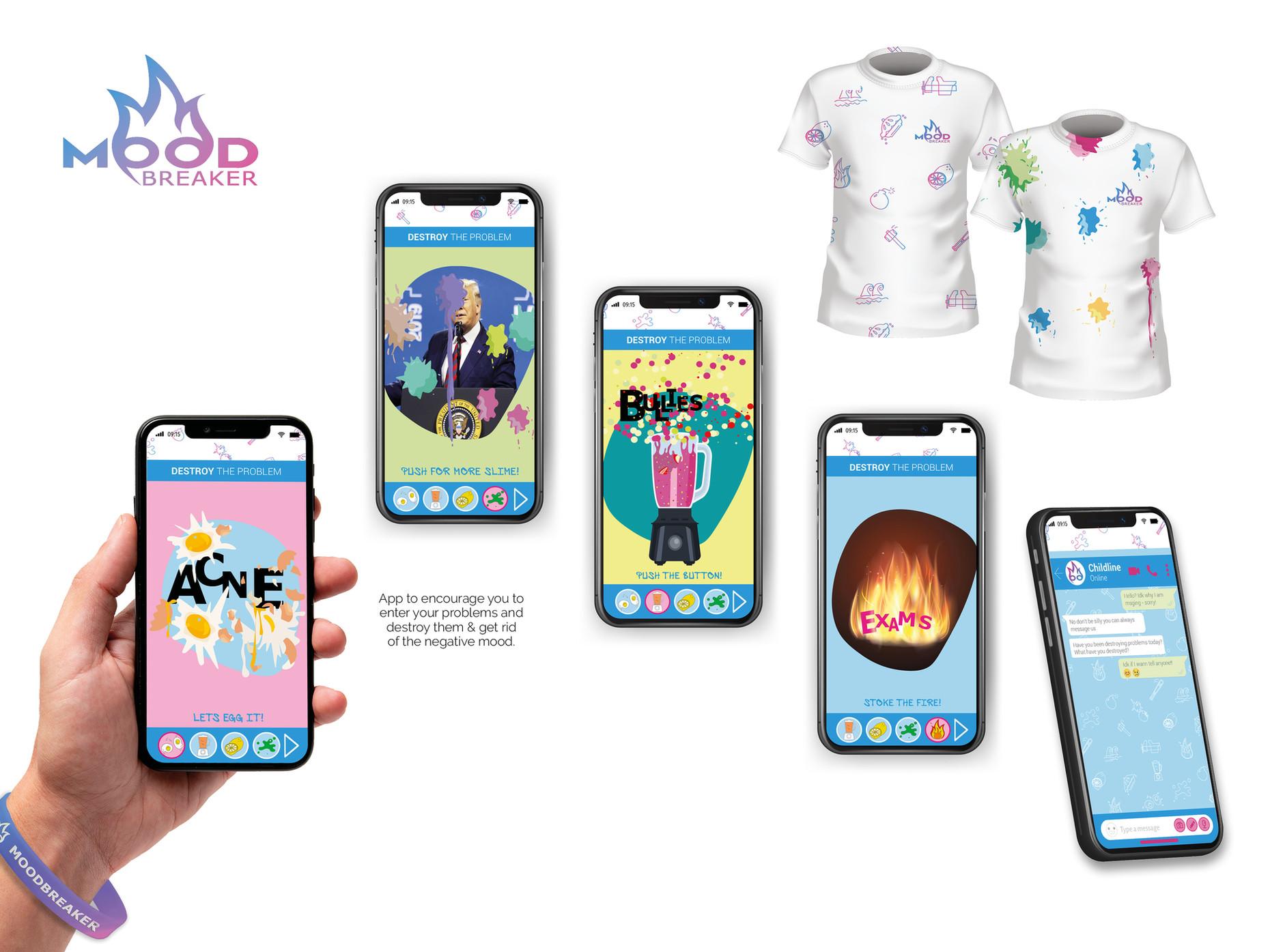 Moodbreaker App