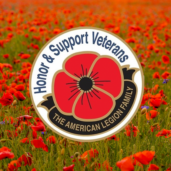 American Legion Poppy Distribution