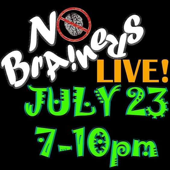 Live Music with the No Brainers
