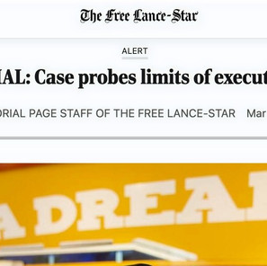 EDITORIAL: Case probes limits of executive orders