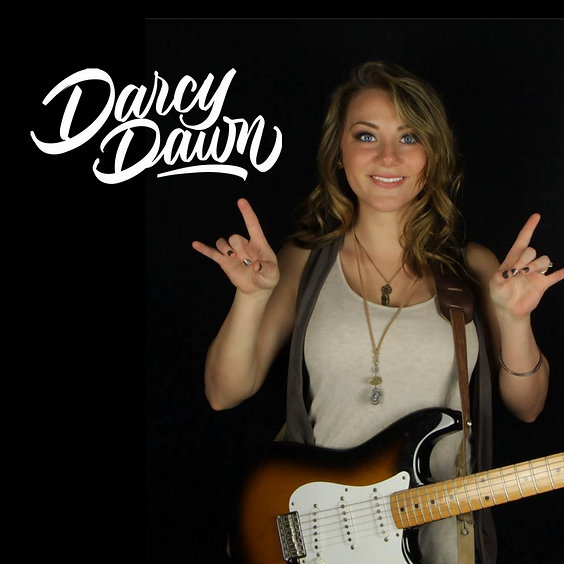 Live on the Patio with Darcy Dawn